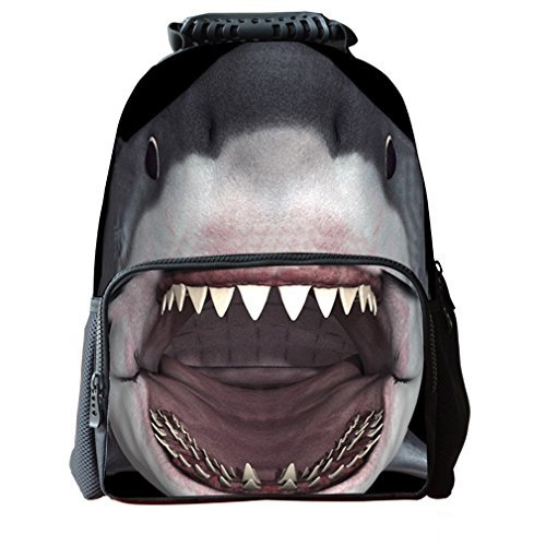 Shark Backpack: Amazon.com