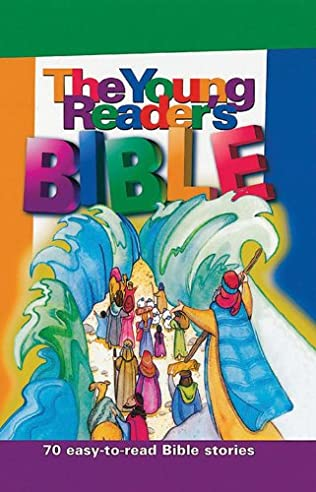 book cover of The Young Reader\'s Bible