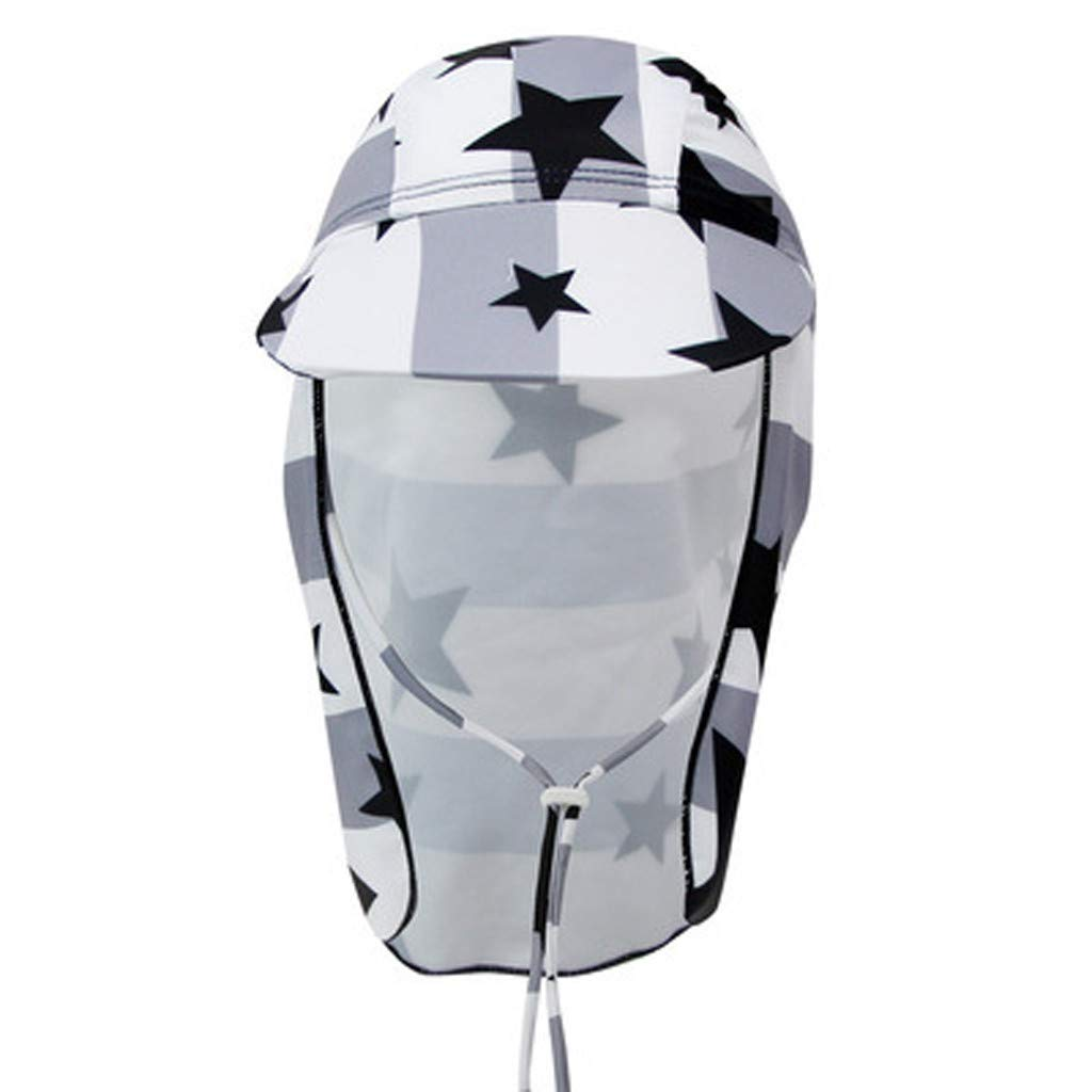 Shusuen Kids Play Hat Bucket Hats UPF 50 Sun Protection Babies Outdoor Fishing Sunhat