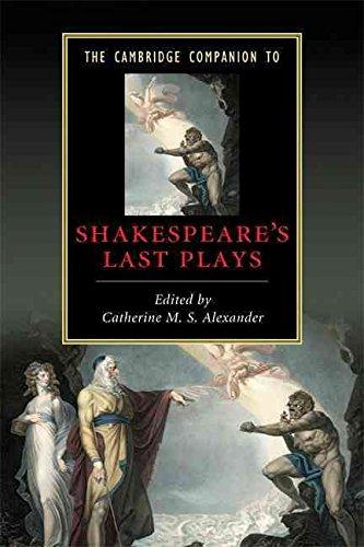 The Cambridge Companion to Shakespeare's Last Plays(Paperback) - 2009 Edition pdf epub