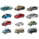 GreenLight Motor World Series 12 1:64 Scale Vehicle Set