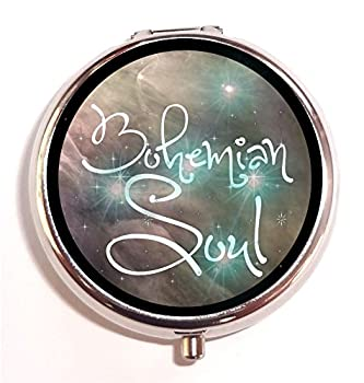 Bohemian Soul Pill Box Pill Case Medicine Organizer Visionary Art Psychedelic