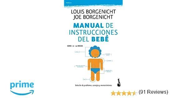 Manual de instrucciones del bebé: Solución de problemas ...