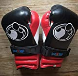 Lace N Loop Straps (Pair) - Lace-Up Boxing Glove