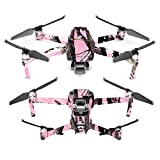 Cheap MightySkins Skin for DJI Mavic 2 Pro or Zoom – Pink Tree Camo | Protective, Durable, and Unique Vinyl Decal wrap Cover | Easy to Apply, Remove, and Change Styles | Made in The USA