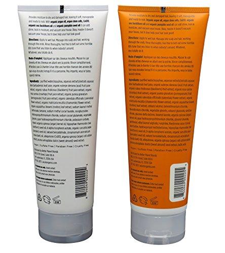Acure Shampoo Conditioner Sets Organics Moroccan Argan Oil