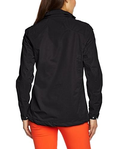 Killtec Women's Inkele Jacket, Cortavientos para mujer Negro (Black)