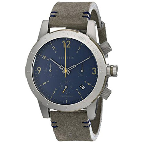 Electric Men's FW02 Polyester Fashion Watch