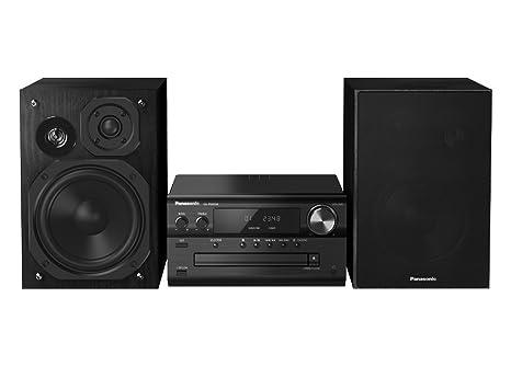 Panasonic SC-PMX84 Home Audio Mini System 120W Negro - Microcadena (Minicadena de música