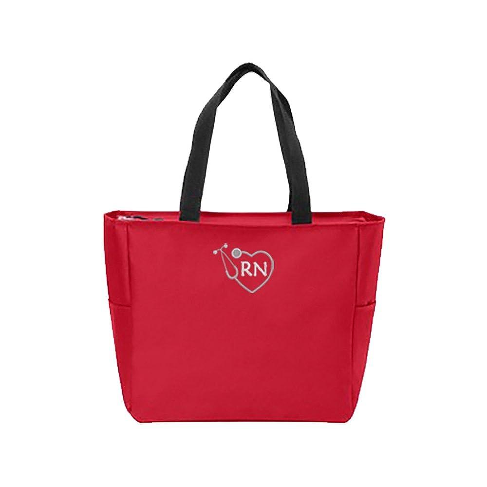 RN Nurse Tote Bag