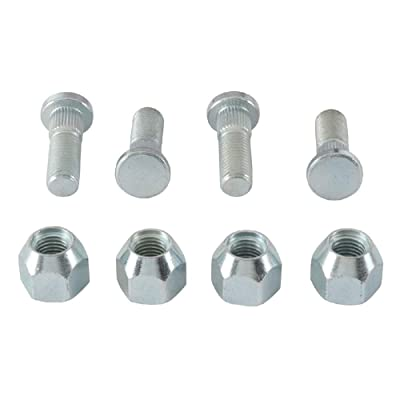 All Balls Racing 85-1065 Wheel Stud and Nut Kit: Automotive