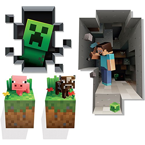 minecraft decals - 1