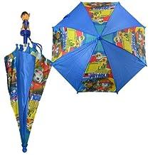 Paw Patrol Kids Umbrella with Molded Handle