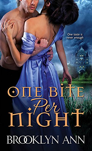 One Bite Per Night (Scandals with Bite Book 2) by [Ann, Brooklyn]