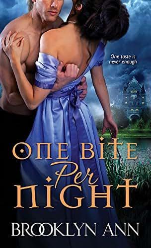 One Bite Per Night (Scandals with Bite Book 2)