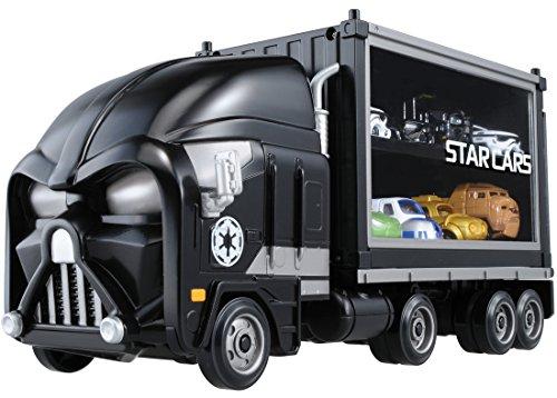 Tomica Star Wars Star Cars car carrier trailer Darth Vader
