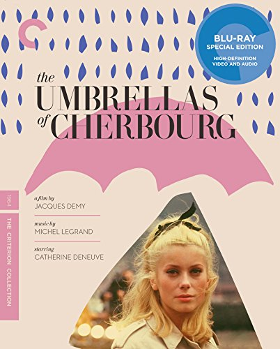 Collection Umbrella (The Umbrellas of Cherbourg (The Criterion Collection) [Blu-ray])