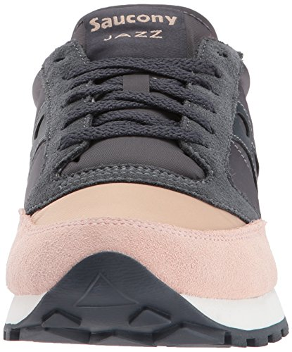 JAZZ baskets Charcoal femmes SAUCONY des Tan basses S1044 426 ORIGINAL 4gA4qYZw