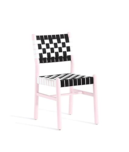 Amazon Com Now House By Jonathan Adler Checkerboard Dining Chair