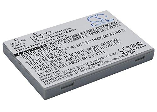 Battery for DOPOD PM16A 3.7V 1200mAh