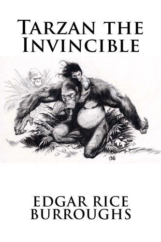 Read Online Tarzan the Invincible PDF