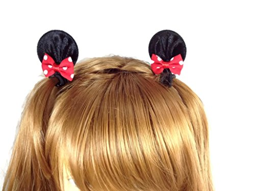 Mouse Killer Costume (MeeTHan Mickey Mouse Minnie Mouse Ears Headbands Costume Accessory :M2 (MC Band))