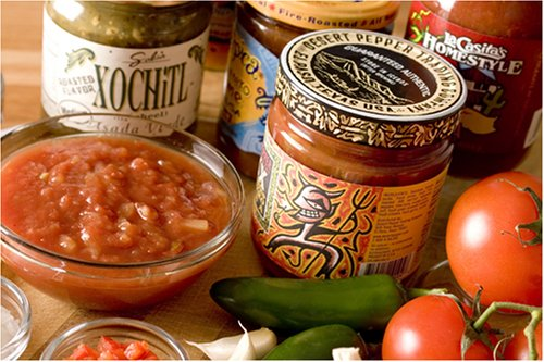 Gourmet Salsa of the Month Club - 3 Months by Flying Noodle Gourmet Gifts (Image #1)