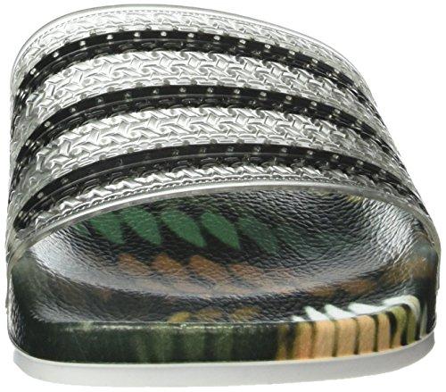 Chaussures Adidas core Originals Plage core Multicolore amp; Adilette Femme Black De Black Slipper Piscine wSABF7pqwc