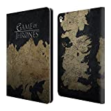 Official HBO Game Of Thrones Westeros Map Key Art Leather Book Wallet Case Cover For Apple iPad Pro 9.7