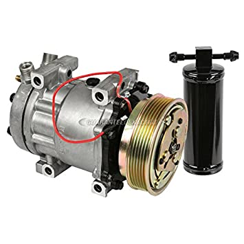 Original OEM nueva AC Compresor y embrague con a/c secador para Ford Ranger - buyautoparts 60 - 87895r4 nuevo: Amazon.es: Coche y moto