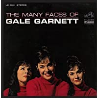 Many Faces of Gale Garnett