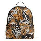 School Backpack Bag Puppy Dog for Kids Girls Boys Teen Students For Sale
