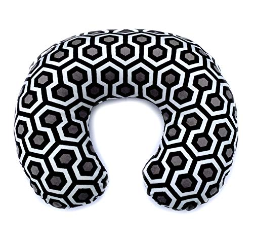 2cloud9 Nursing Pillow Slipcover | Breastfeeding Pillow Cover | Minky Fabric | Made in USA (No.25)