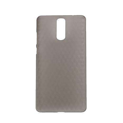 PREVOA ® Transparent Plástico Duro Funda Cover Case ...