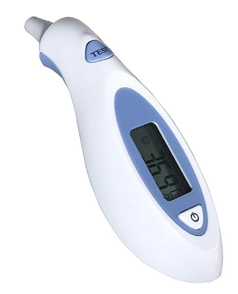 ET-101D Termómetro digital infrarrojo de oído