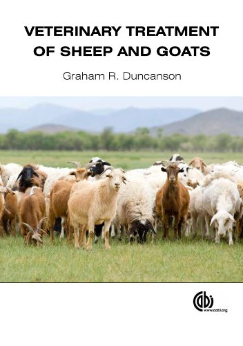 Veterinary Treatment of Sheep and Goats (Breeds Sheep Goat)
