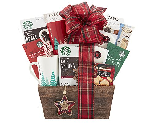 Wine Country Gift Baskets Starbucks Eye Opener (Starbucks Gift Baskets)