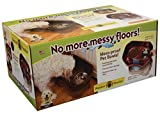 NEATER PET Brands INC Neater Feeder Elevated Double Diner for Dogs Bronze Large