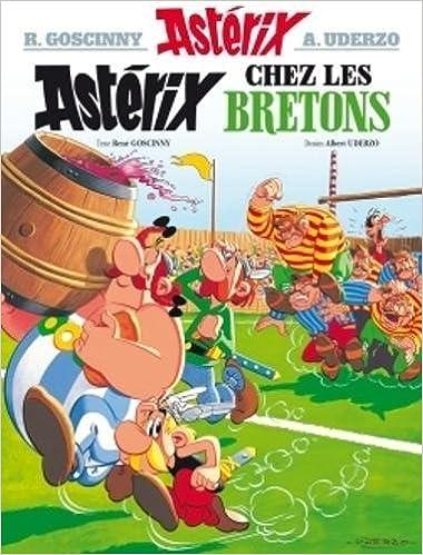 Asterix Asterix Chez Les Bretons N 8 Amazon Fr Rene
