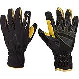 La Sportiva Skimo Glove Black / Yellow XL