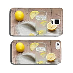 Cold Water with Lemon cell phone cover case iPhone5
