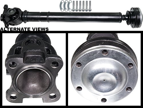 4x4 Front Drive Shaft - 7