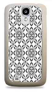 Popular Pattern ed Phone Phone Case White Silicone Phone Case for Samsung Galaxy S4