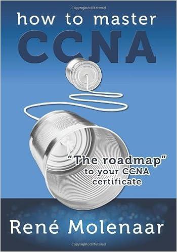 How to master ccna ren molenaar 9781482364873 amazon books fandeluxe Images