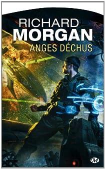 Book's Cover ofAnges déchus