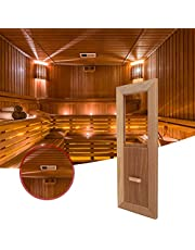Air Ventilation Panel, High Quality Cedar Wood Steam Room Sauna Room Air Vent,Air Vent Grille Sauna Accessory Can Be Used for Ventilation in Sauna Or Steam Room