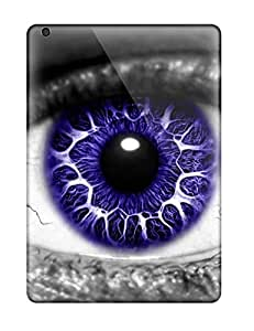 New Diy Design Eye For Ipad Air Cases Comfortable For Lovers And Friends For Christmas Gifts 7389362K93357056