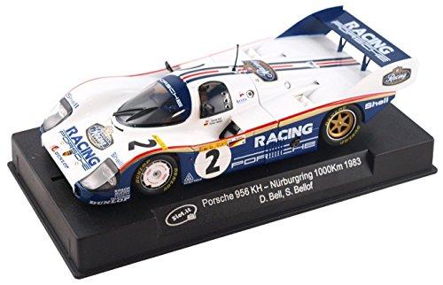 Slot.it Porsche 956 KH Nurburgring 1000km 1983 #2 Performance Slot Car (1:32 Scale)