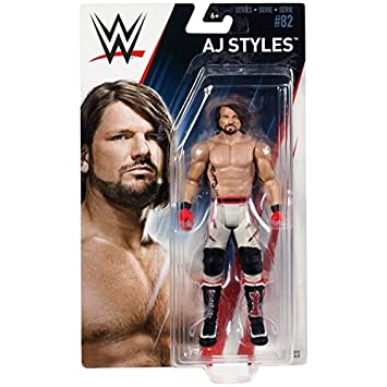 WWE DXG18 A.J Series 76 Styles Action Figure