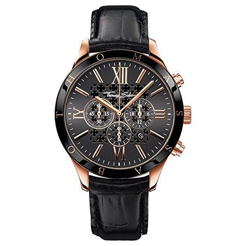 Thomas Sabo - Men's Watch WA0186-213-203-43mm